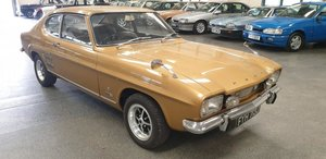1970 Ford Capri 1600GT X For Sale by Auction