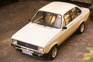 1980 Beautiful Ford Escort Mk2 1.6L