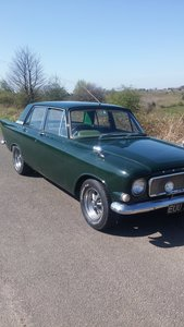 1965 ford zephyr4  mk3