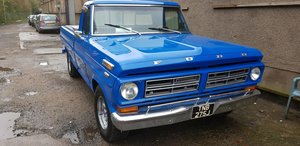 1971 Ford F100 LWB For Sale by Auction