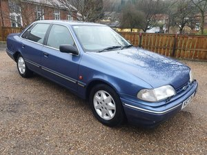 1992 Granada Ghia For Sale by Auction