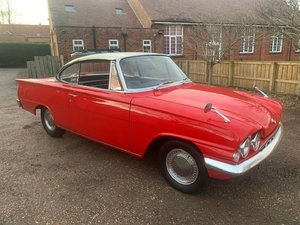 1962 Ford Consul Capri For Sale by Auction