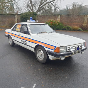 1984 Ford Granada For Sale by Auction