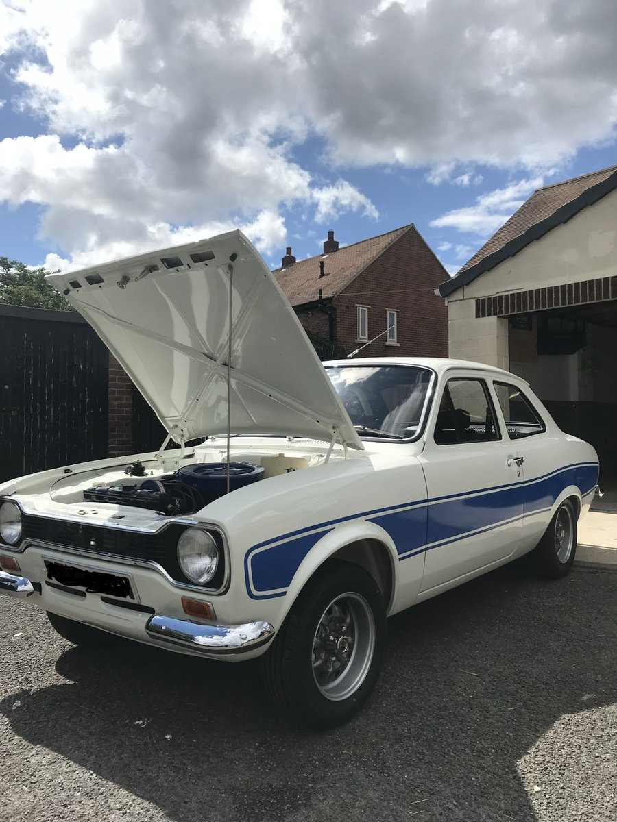 1974 Ford escort mk1 rs2000 For Sale (picture 1 of 6)