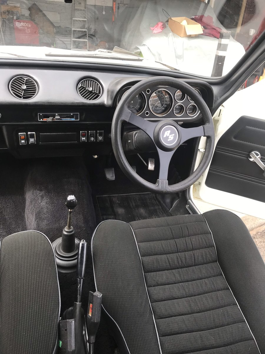 1974 Ford escort mk1 rs2000 For Sale (picture 5 of 6)