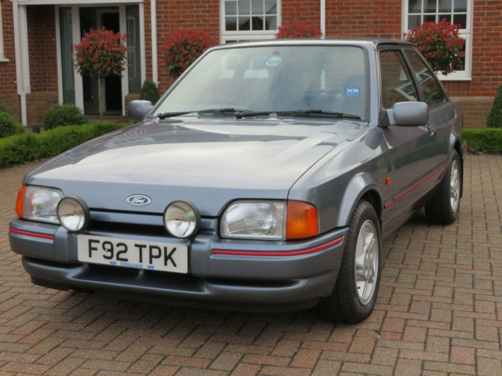 1989 ford escort 1.6 xr3i For Sale (picture 1 of 6)