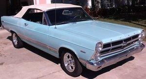 1967 Ford Fairlane Convertible