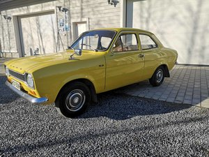 Ford Escort 1.3 MK1 1974 SOLD