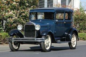 Ford Model A Tudor, 1928, 13.900,- Euro For Sale