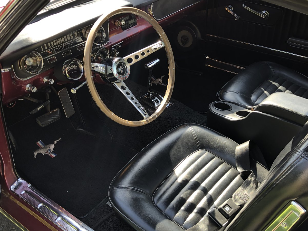 1965 Beautiful Mustang - Ready To Enjoy !!!! For Sale (picture 4 of 6)