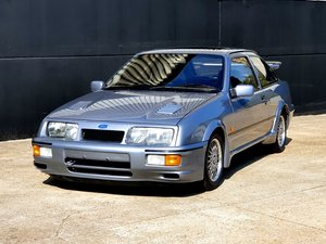 Ford Sierra RS Cosworth - Original and Unmodified