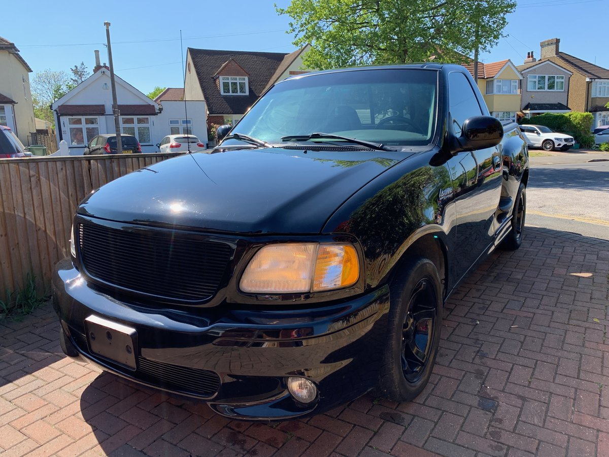 2000 F-150 pickup svt lightning 5.4 supercharged  For Sale (picture 3 of 6)
