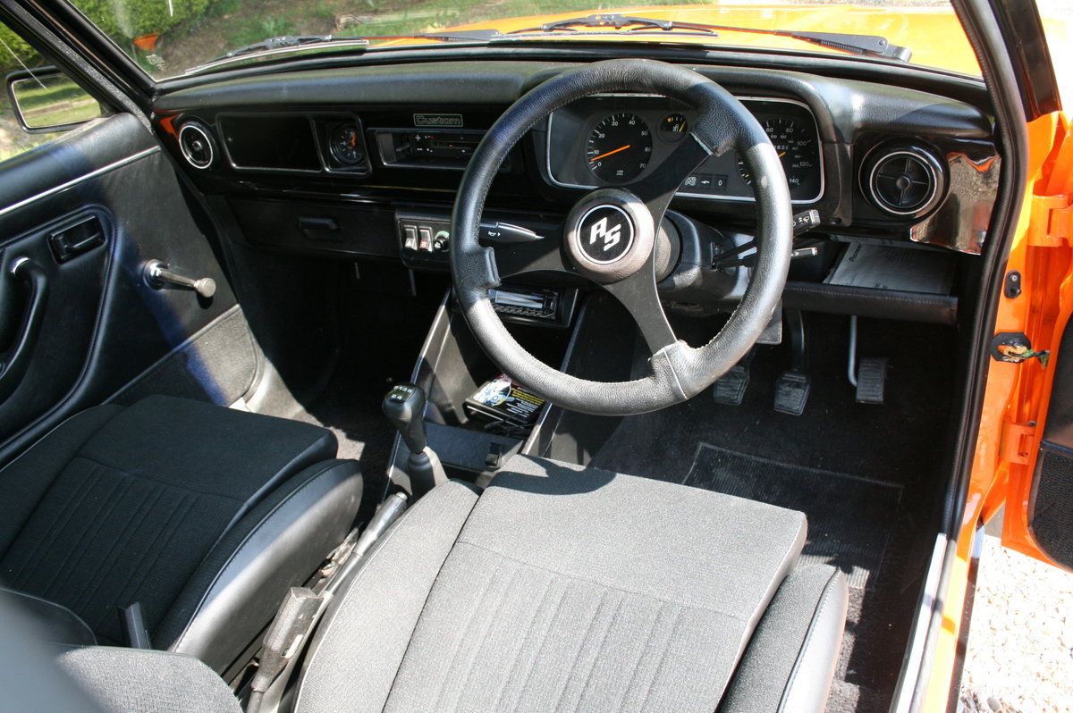 1980 Ford Escort MK2 RS 2000. NOW SOLD  For Sale (picture 6 of 6)