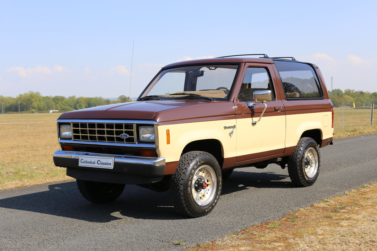 1984 A desirable Ford Bronco II converted to LPG SOLD (picture 3 of 6)