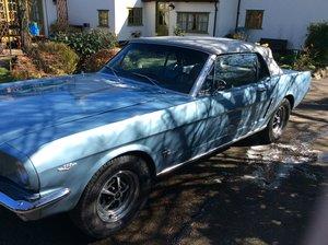 1965 Ford Mustang 289 V8 Convertible