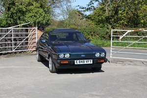 1987 Ford Capri Brooklands 280, 12k Miles, Showroom condition