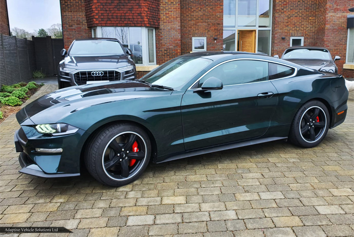 2019 Limited Edt. Ford Mustang BULLITT with MagneRide For Sale (picture 1 of 6)