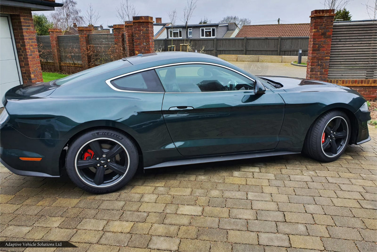 2019 Limited Edt. Ford Mustang BULLITT with MagneRide For Sale (picture 2 of 6)