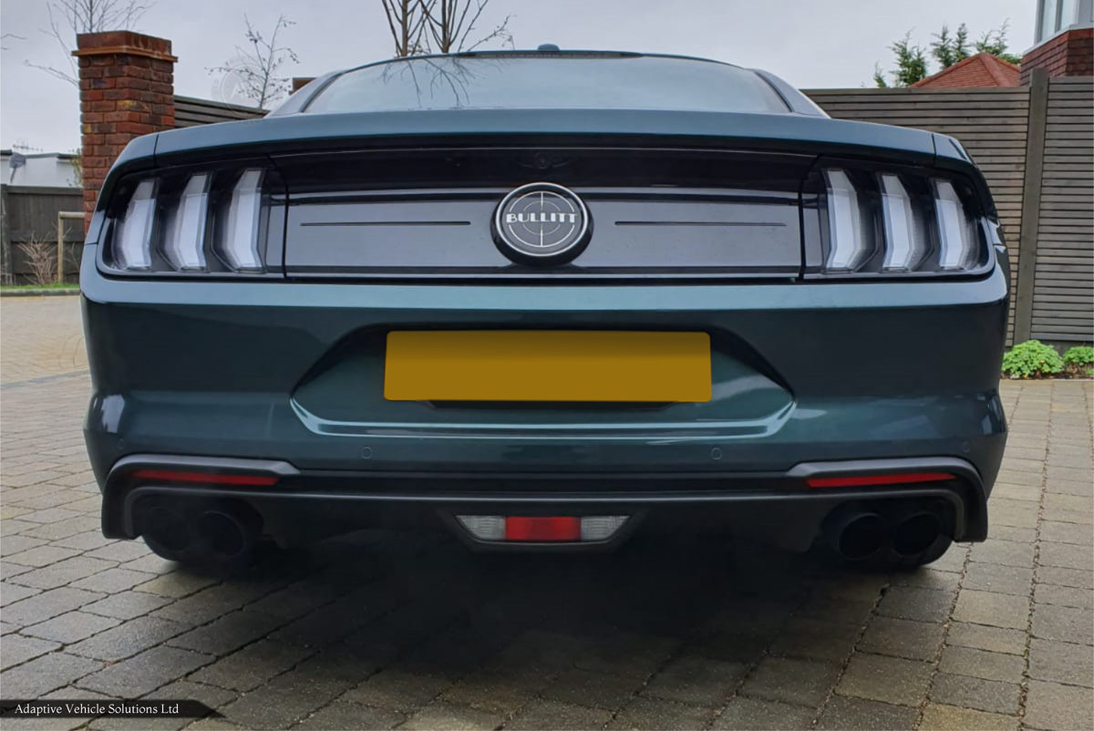 2019 Limited Edt. Ford Mustang BULLITT with MagneRide For Sale (picture 3 of 6)