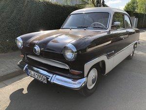 1955  FORD TAUNUS 15M WELTKUGEL; 1000 Miglia; FIVA