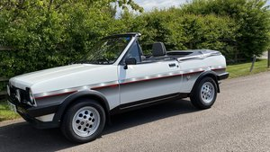 1983 Ford Fiesta XR2-Fly-Crayford convertible-Incredibly Rare.