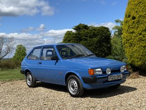 Picture of 1989 Ford Fiesta MK2 1.1 Popular Plus. Stunning Car SOLD