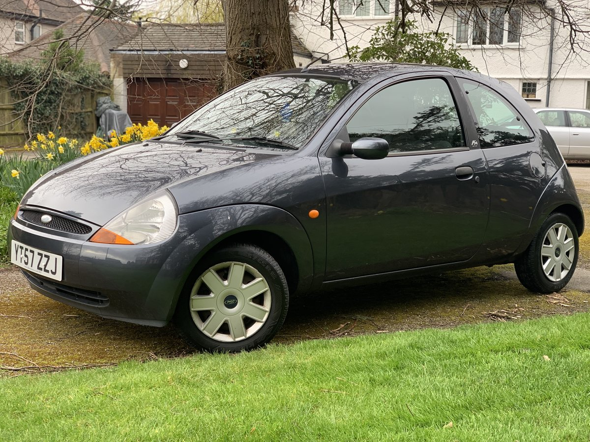 2007 Ford Ka climate style SOLD (picture 1 of 6)