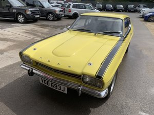 1971 mk1 Capri Perana lookalike,2.0,5 speed,Bike carbs