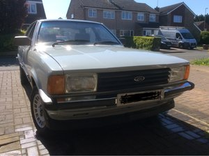 1982 Ford Cortina Crusader For Sale by Auction