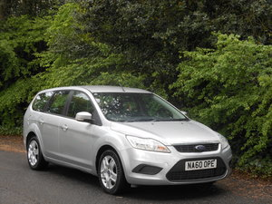 2010 Ford Focus 1.6TDCI Style Estate 110BHP £30  SOLD