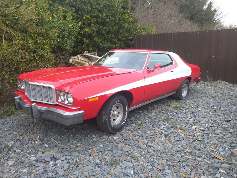 1974 Ford Gran Torino Starsky & Hutch Diesel For Sale (picture 2 of 6)