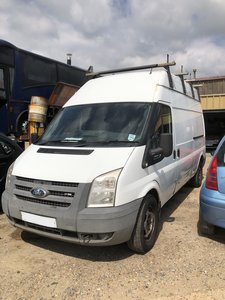 Heavy duty transit New Mot ideal camper conversion!!