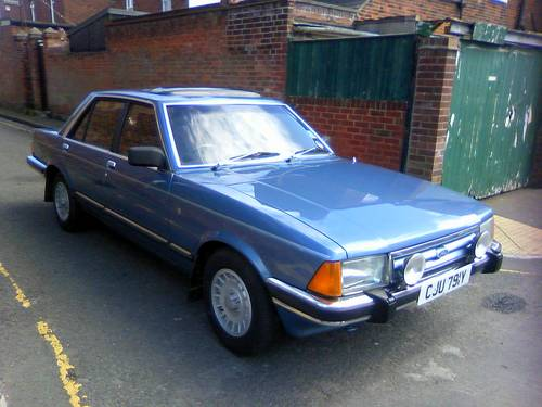 Ford ghia for sale