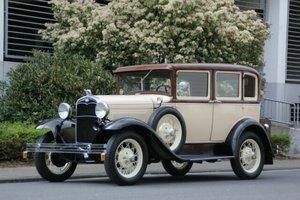 Ford Model A (Briggs) Fordor, 1931 SOLD
