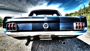 Picture of 1965 Ford Mustang V8 Auto Restomod PROJECT SOLD