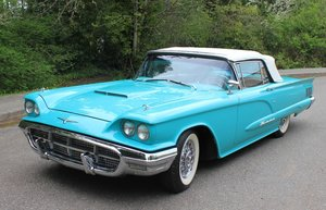 1960 Ford Thunderbird Convertible  For Sale