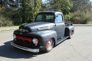 1951 Ford f-1 For Sale by Auction