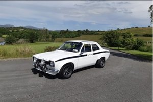 Mk1 Escort Fully Reconditioned