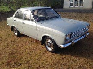1971 Ford escort mk1 4door rare lhd poss p/x