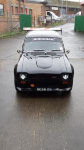 1971 MK1 Escort Chevy v8