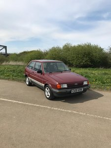 1987 Ford Fiesta 1.1 Ghia For Sale