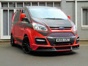 Ford Transit Custom 290-2.2 LITRE LTD-EDITION M-SPORT