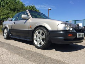 Outstanding XR3i 1 previous owner 29k FSH