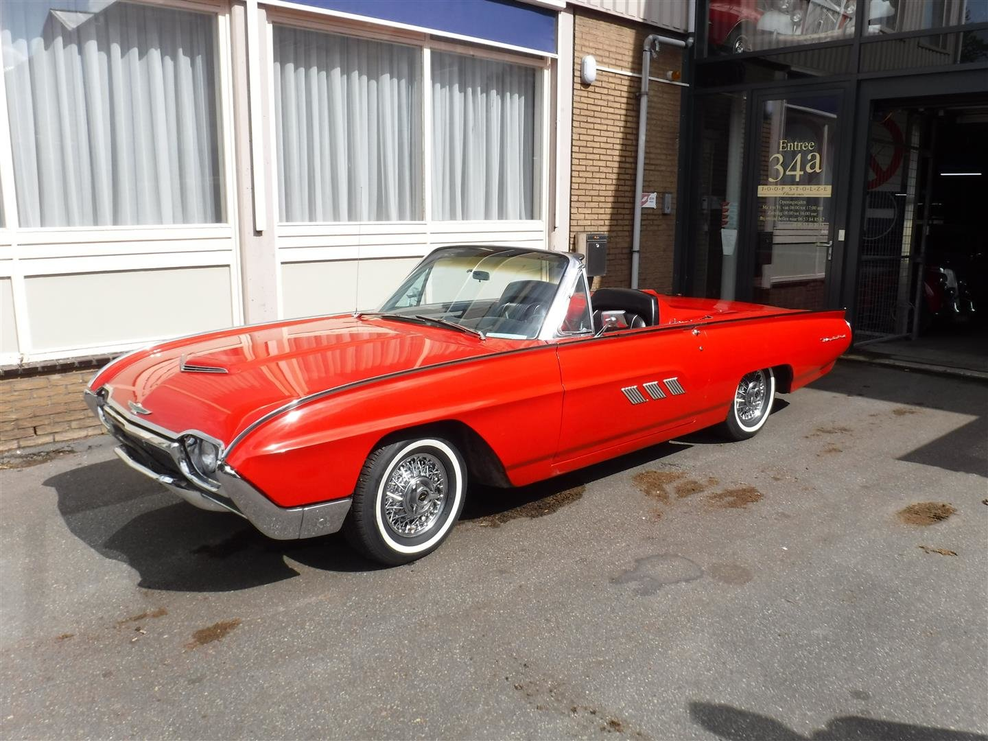 Ford Thunderbird 1963 For Sale (picture 1 of 6)