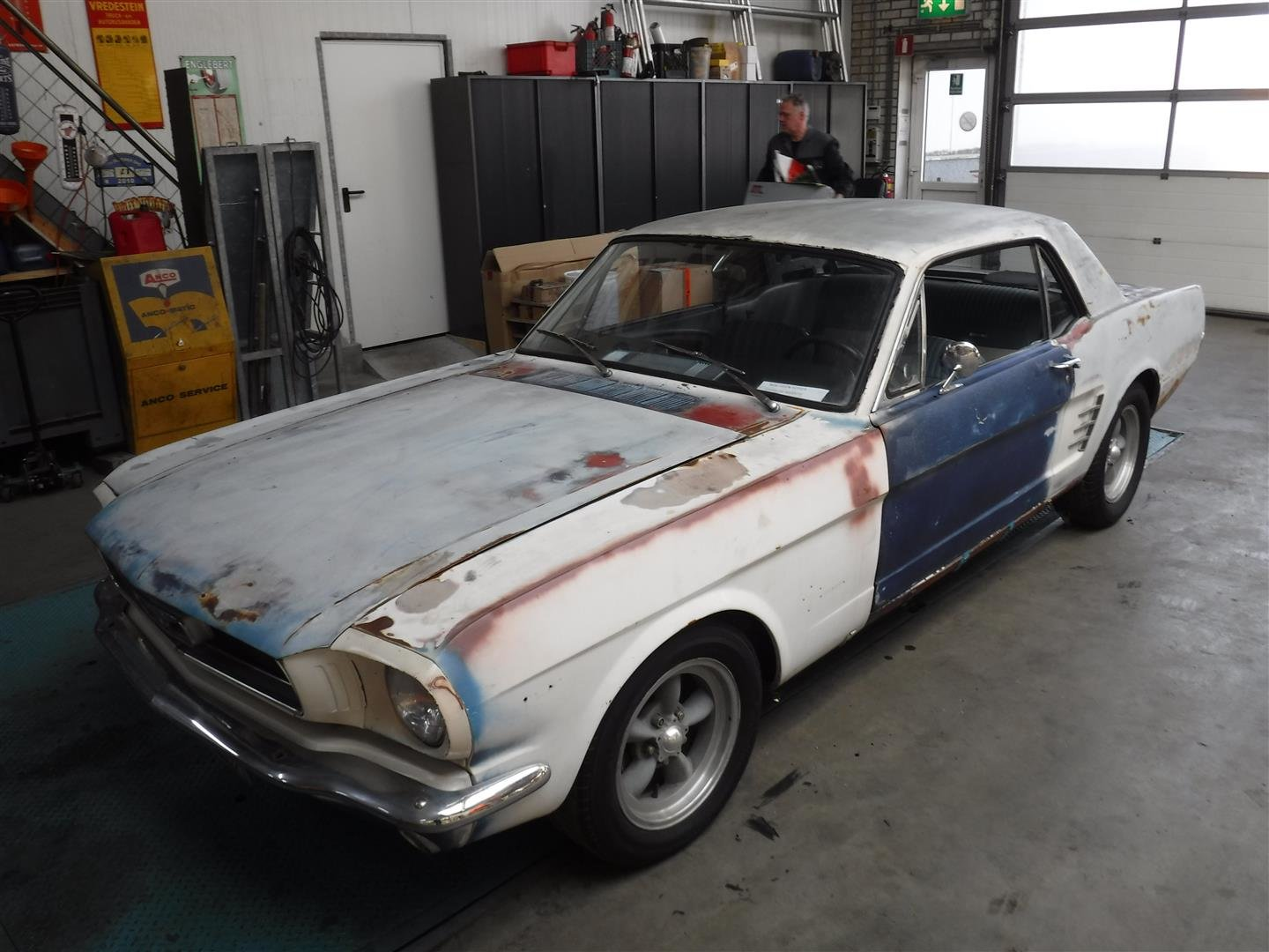 Ford Mustang A code 1966 For Sale (picture 1 of 6)