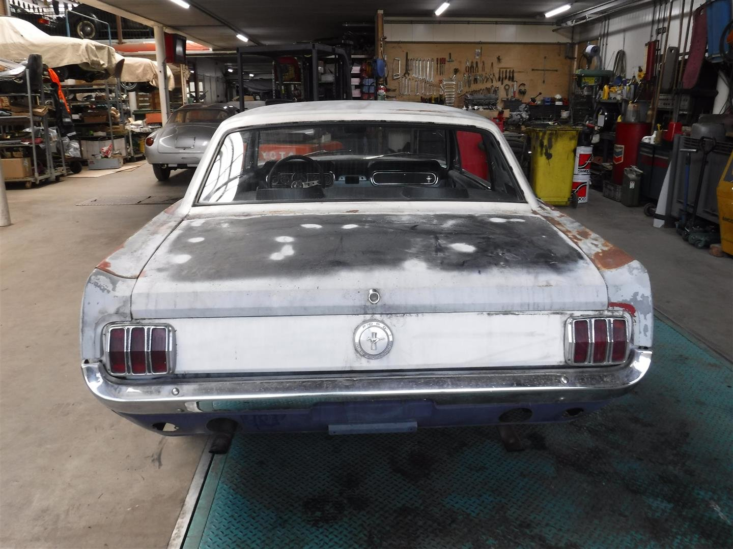 Ford Mustang A code 1966 For Sale (picture 3 of 6)
