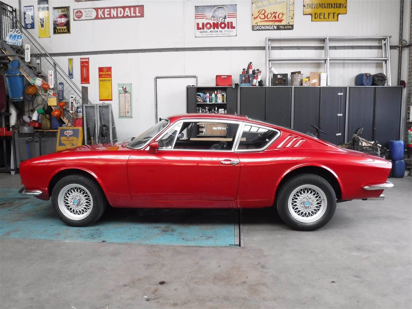 OSI  20 M TS coupe  1968 For Sale (picture 1 of 6)