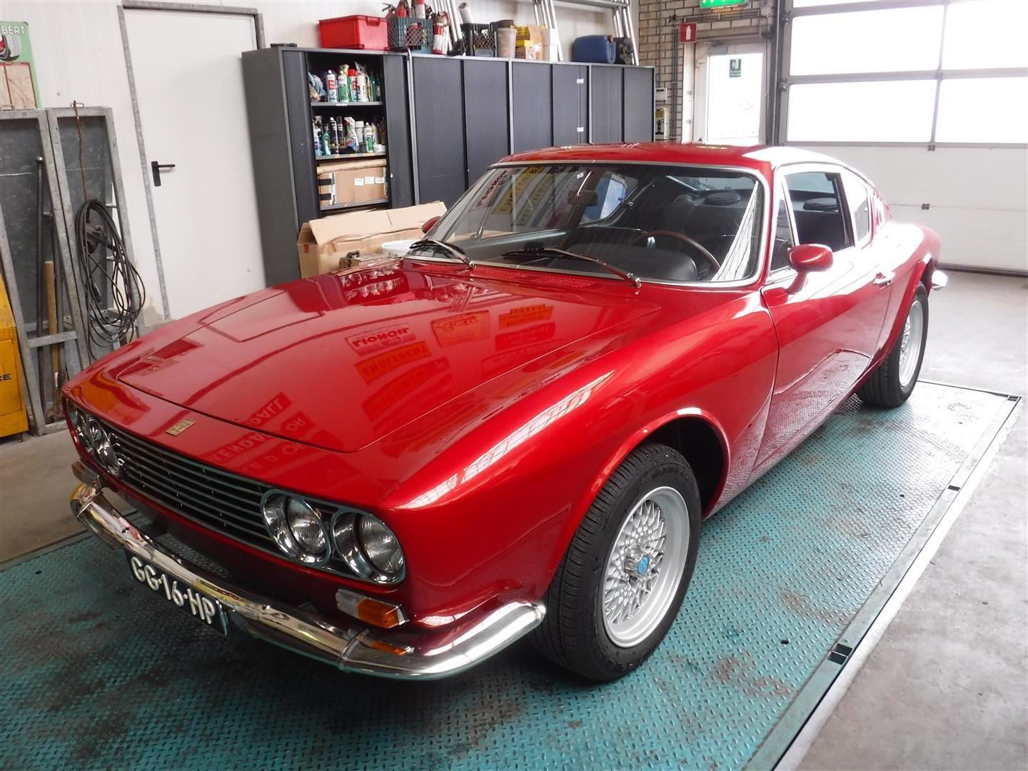 OSI  20 M TS coupe  1968 For Sale (picture 2 of 6)