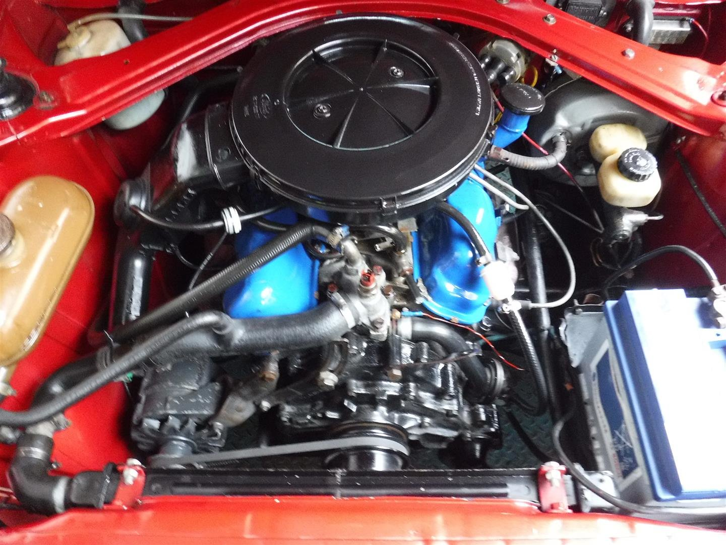 OSI  20 M TS coupe  1968 For Sale (picture 3 of 6)