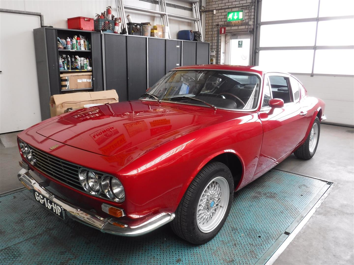 OSI  20 M TS coupe  1968 For Sale (picture 6 of 6)